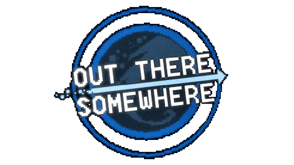 Out There Somewhere logo