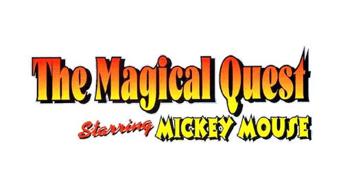 The Magical Quest logo